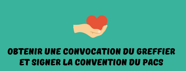 convention PACS paris