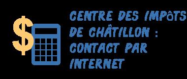 centre impôts châtillon internet
