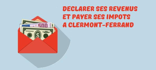 impots clermont-ferrand