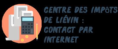 centre impôts liévin internet