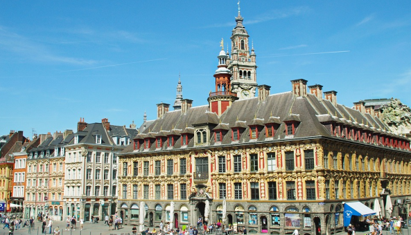 lille mairie