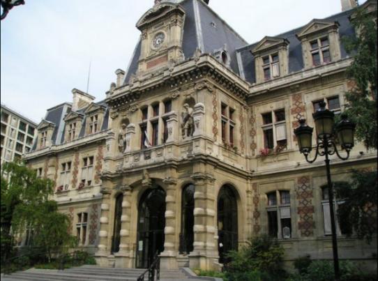 mairie paris 12eme