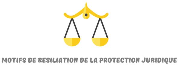 motif resiliation protection juridique