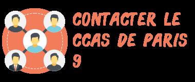 contact ccas paris 9