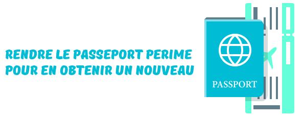 passeport perime