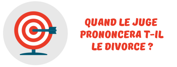 prononcer divorce