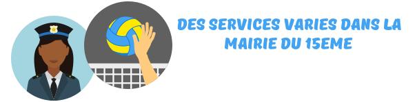 services mairie paris 15