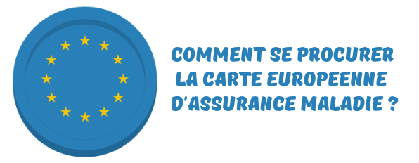 obtenir une carte européenne d assurance maladie Carte européenne d'assurance maladie, faire sa demande !