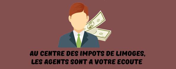 centre impots Limoges