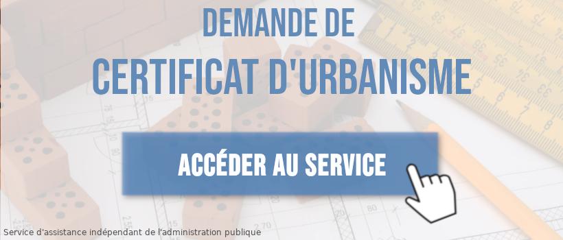 certificat urbanisme destktop