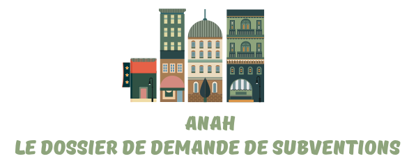 ANAH demande subventions