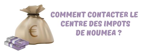 centre impots Noumea