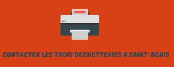 dechetterie Saint-Denis