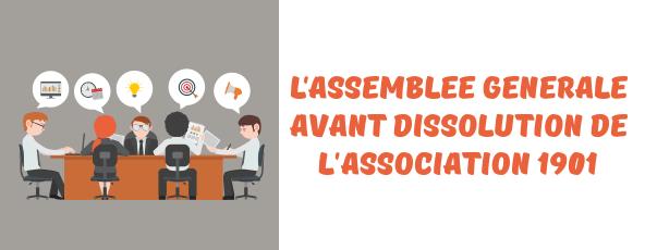 dissolution association