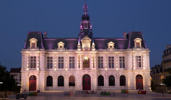mairie poitiers