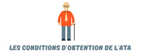obtention ATA