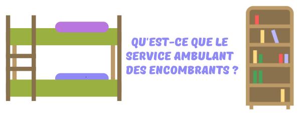 service ambulant encombrants Montpellier