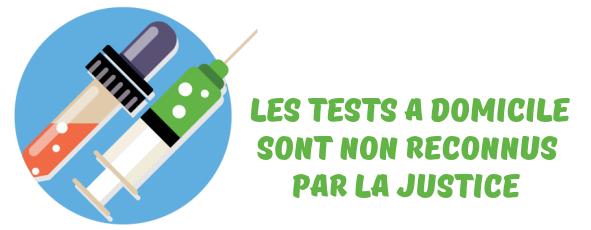 Tests paternite