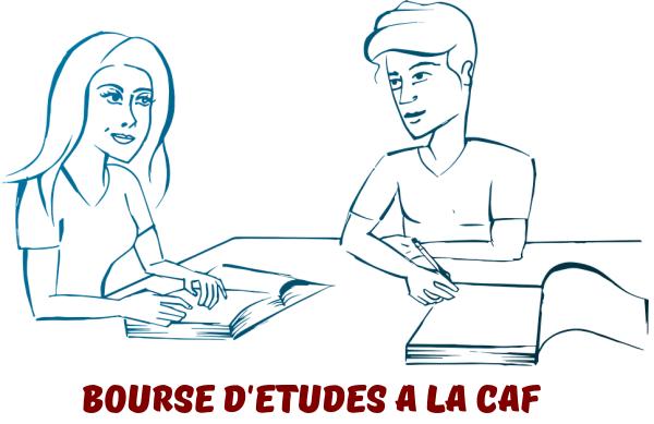bourse-etudes-caf