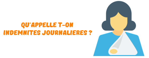 indemnite journaliere
