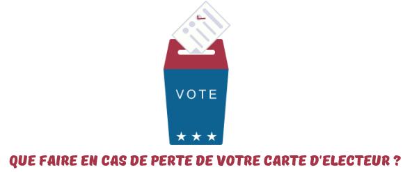 perte-carte-electeur