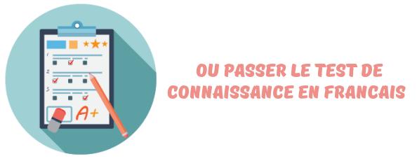 """Résultat de recherche d'images pour """"test de français"""""""
