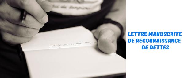 reconnaissance-dettes-lettre-manuscrite