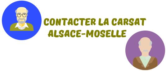Joindre Carsat Alsace Moselle Par Telephone Courrier E Mail