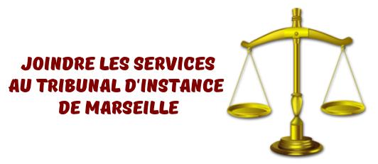 Comment Contacter Le Tribunal Instance Marseille Par Telephone