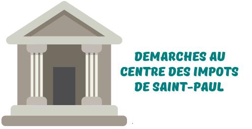 centre impots Saint-Paul