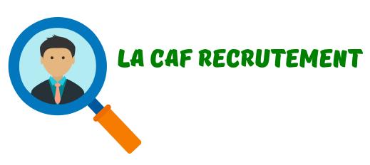 CAF recrutement