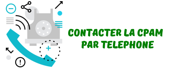 Contacter CPAM telephone