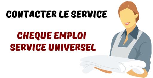 Contacter service cesu