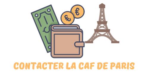 contacter caf paris