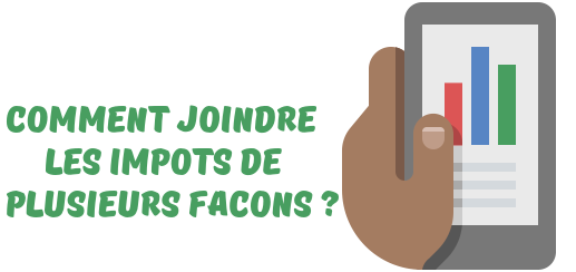 joindre impots