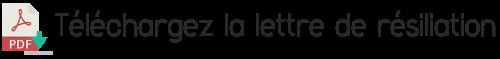 telechargez lettre resiliation