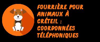 fourrière animaux créteil téléphone