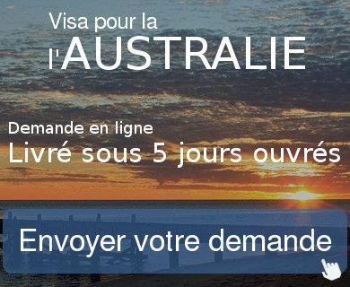 demande visa australie