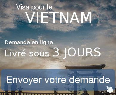 demande visa vietnam