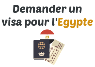 visa egypte