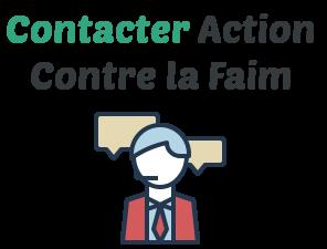 contacter action contre la faim