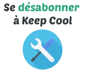 desabonnement keep cool