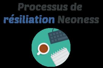 processus resiliation neoness