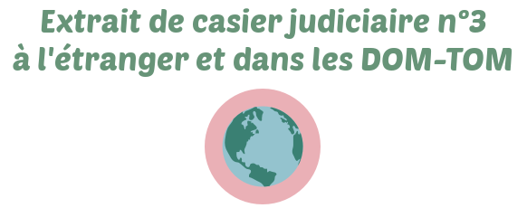 casier judiciaire dom tom
