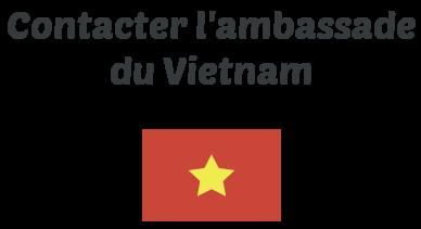 contact ambassade vietnam