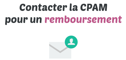 contact cpam remboursement