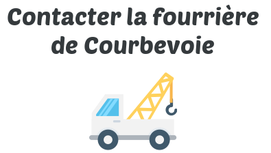 contact fourriere courbevoie
