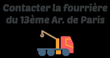 contact fourriere paris 13