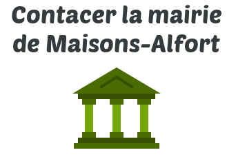 contact mairie maisons alfort