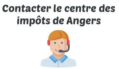 contacter centre impot angers